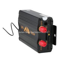 GPS-tracker met relais voor het stoppen van de auto (GPS103-A)