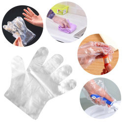 Roast Chicken hand Protection Transparent PE Materiaal Plastic Disposable hand Handschoenen