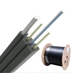 Queda de FTTH televisão 1/2/4 core G657Uma fibra Opticalcable fabricantes com Certificado Anatel