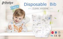 Delicatamente facile trasportare la busbana francese d'alimentazione del bambino del tessuto non tessuto impermeabile a gettare