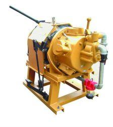 Argano dell'aria di forza bruta 10ton con il freno di fascia manuale per la perforazione della miniera