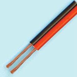 Câble plat flexible sur le fil 2C0.75mm2