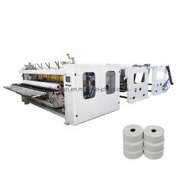 Rouleau de papier toilette Jumbo automatique Making Machine