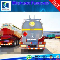 Новый стиль 3мосты 42000L алюминиевого сплава нефтяного танкера