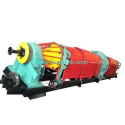 구리 또는 알루미늄 또는 철강선 기계 Pn1250/1600 감개틀을 만드는 관 좌초 기계 케이블