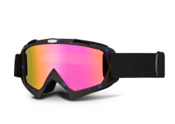 Kühler kundenspezifischer windundurchlässiger MXMotocross, der Schutzbrille-Motorrad-Schutzbrillen läuft