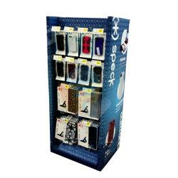 Cartón de papel de fabricación de ganchos de colgar el teléfono celular caso el accesorio Soporte de pantalla