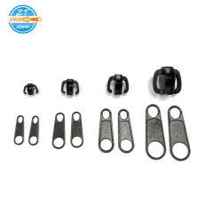 Reißverschluss Hight Qualität Tasche Montage Metall Zink Legierung Reißverschluss Slider Für Kleidung