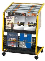 Informations-Standplatz mit Zeitschrift oder Zeitung für Vorhalle (CJ-07)