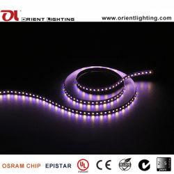 UL CE5060+2835 96 LEDs SMD/M 23W/M 3000K RGBW luz Fita LED
