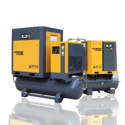 Joli design 300L-500L Compresseur rotatif avec Tankfor Machines en plastique