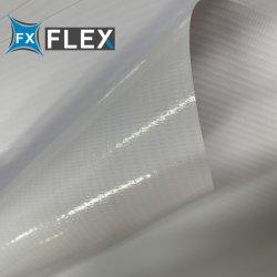 La laminación en caliente 380g de PVC de alto brillo Flex Banner Roll Frontlit