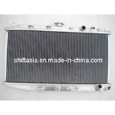 Высокое качество радиатор для автомобилей Nissan S13 SR20DET MT