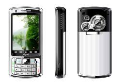 Две SIM-карты Anycool двойной режиме ожидания телевизор мобильный телефон с сертификат CE (T808)