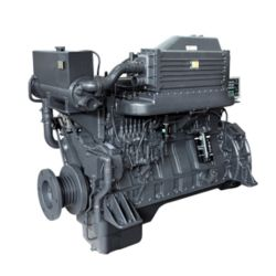Haute efficacité pour les navires 24V démarreur électrique Jet d'injection directe à l'intérieur du moteur diesel