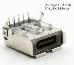 موصل USB3.1 من النوع C-Active، 9 سنون، معيار نقل البيانات: USB Gen1/Gen2، موصل متعدد الوظائف، ملحقات الكمبيوتر