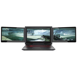 Hdr HDMI LCD Extensions-Monitor-Arbeitsplatz 1080P USB-Typ C beweglicher Tri-Bildschirm Laptop