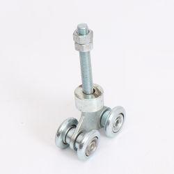 引き戸のハンガーのローラーのハングの車輪のステンレス鋼の上の頑丈なハングの引き戸のローラー