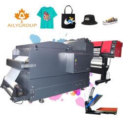 小型の熱の出版物のデジタル印字機の織物の昇華平面プリンター