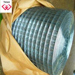 Строительство оцинкованных и с покрытием из ПВХ сварной проволочной сеткой (TYH-005)