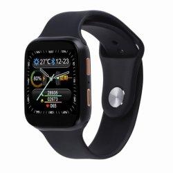 Deportes directa de fábrica Reloj inteligente T3 de zona horaria Dual ver Monitor de Ritmo Cardíaco de protección IP68 Resistente al agua movimiento de la salud Smartwatch 2019