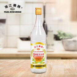 Pearl River Bridge Shuang Джин Chiew рисового вина 750ml 100% приготовлен из чистого риса