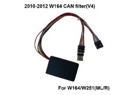 W164 W251 X164 B200 kan voor Benz filtreren