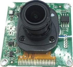 Módulo de câmara IP CCTV Lucker HI3518e+H81com lente focado e de corte de 1,3 960p 1280*960 Dual-Filter CMOS do interruptor de envio gratuito