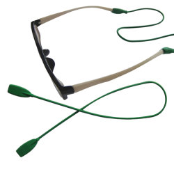 조절 가능한 로프 아이웨어 리테이너 스포츠 아이안경의 끈 미끄럼 방지 끈 목 주변의 코드