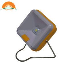 Экономического портативный светодиодный индикатор на солнечных батареях для осветления темных легко