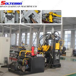 Linea di produzione di taglio del ferro di angolo di CNC del fornitore della Cina