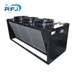 Quarto fresco evaporadores e condensadores poupar energia novo tipo com Ranhuras Internas cobre e coeficiente de troca de calor melhorou 25%