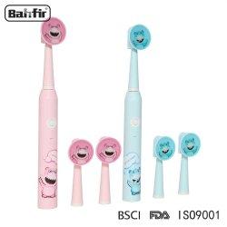 De mooie Nieuwe Tandenborstel van de Jonge geitjes van de Zorg van de Baby van de Tandenborstel van de Kinderen van het Ontwerp Navulbare Sonische Elektrische