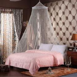 Travando barato Ronda Dobrável cama superior rede mosquiteira Marquise
