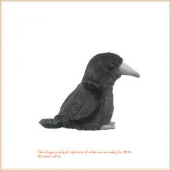جميلة بلاك بيرد تاج الحيوانات عرائس بالجملة مصنعين
