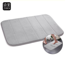 Stuoia assorbente della coperta della moquette del Doormat del tappeto da bagno di disegno lavabile