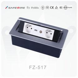 Overdesk Energien-Baugruppe/Schreibtisch-Anschluss/Tisch-Kontaktbuchse USB-Kontaktbuchse für die 45*45mm Baugruppee