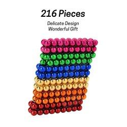 Neo Cube Magique colorés Puzzle Magnet Balls boules magnétiques de 5 mm
