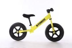 페달 없이 세륨을%s 가진 균형 자전거 운영하는 자전거가 12inch에 의하여 농담을 한다