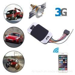 3G de gestão da frota automóvel com rastreamento por GPS desligado o motor T33