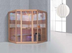 La vapeur sèche de Luxe Chambre Salle de sauna infrarouge (825)