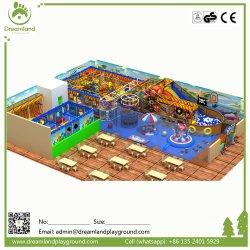 Personalisierte Kinder Naughty Castle Kinder Jungle Gym Kommerzielle Soft Play Ausrüstung Hallenspielplatz