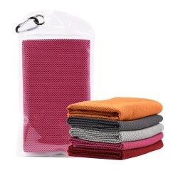 Quick Dry Soft Touch de micro-fibres Salle de Gym Golf serviettes Exercice Ball logo imprimé