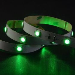 LED multicolore de haute qualité SMD5050 Strip Light LED RVB pour en vertu de Cabinet de l'IRC>80,90,96