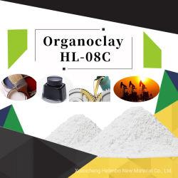 経済的なコーティングまたは訓練または密封剤またはインクまたはグリースの有機性Organophilicのベントナイトの粘土Organoclay