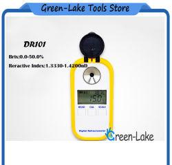 Digitale Refractometer Brix 0-50%, Ri 1.3330~1.4200ND