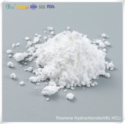 비타민 B1 HCl 티아민 염산염 백색 수정같은 분말 CAS: 67-03-8 Fami-QS, ISO9001 의 FDA