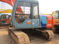 Utilisé Original excavateur Hitachi EX120-3