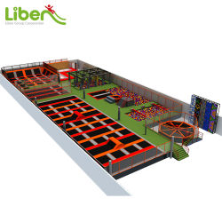 Les adultes Fitness Gym Commercial Jump Trampoline Park Sports d'équipements