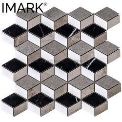 3D-смешанные мраморной мозаикой плитки для дома оформление строительных материалов